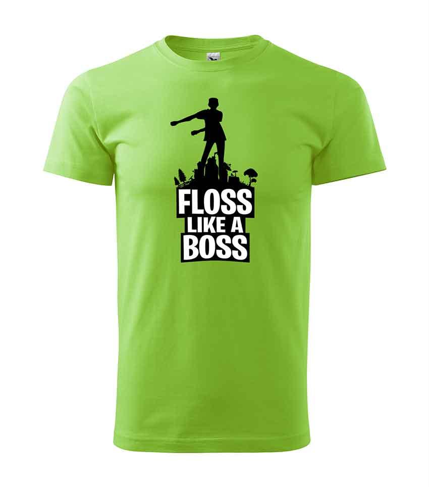 Floss-like-a-boss-triko-jduonline